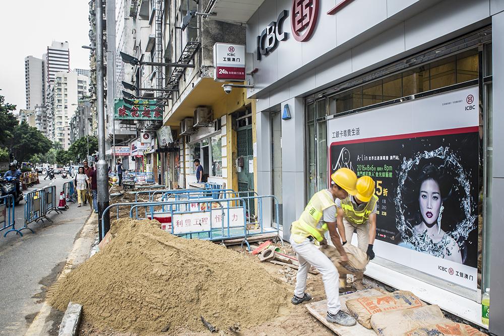 Construção   Prevista realização de 363 obras viárias no próximo ano