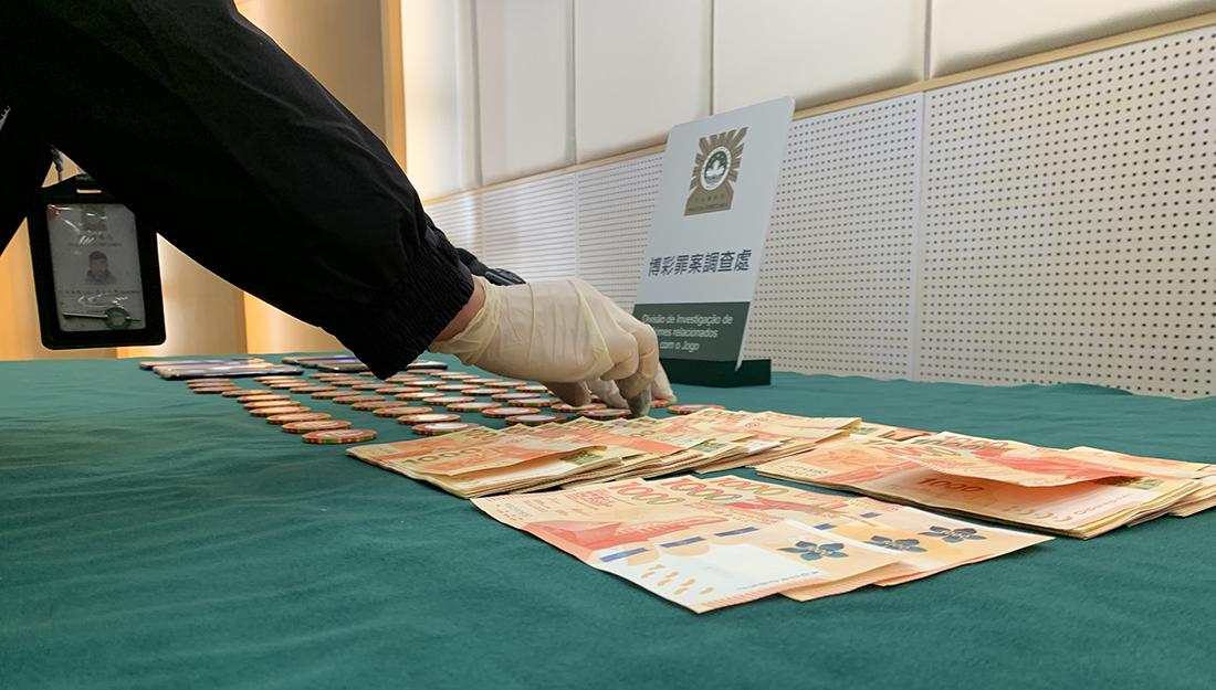 Burla   Residente desfalcado em 4,9 milhões em esquema com fichas de jogo