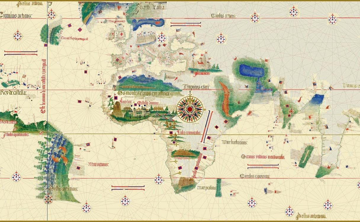 Colon e o Tratado de Tordesilhas