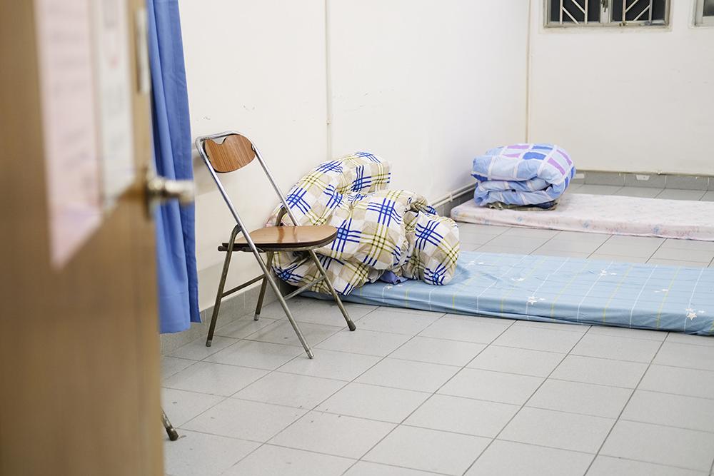 IAS | Abrigo de Inverno oferece protecção para quebra de temperatura