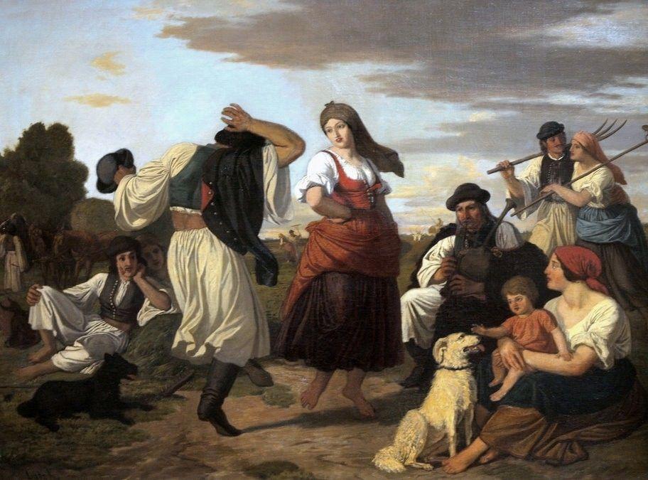 As Danças Folclóricas Romenas