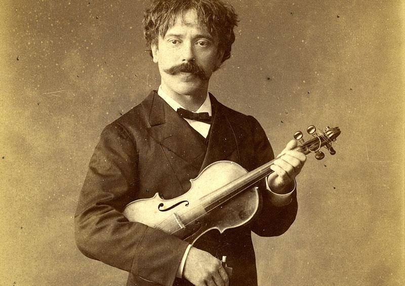 O invulgar Segundo Concerto para violino