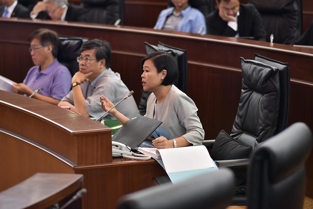 Pandemia | Agnes Lam revela que pelo menos 150 famílias estão separadas