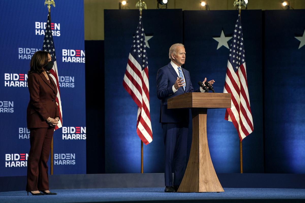 EUA | Biden diz que é tempo de sarar e tornar a América respeitada