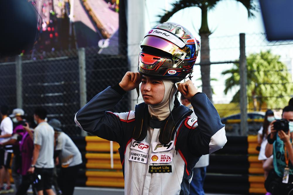 GP Macau | Charles Leong não sabe se vitória o levará mais longe