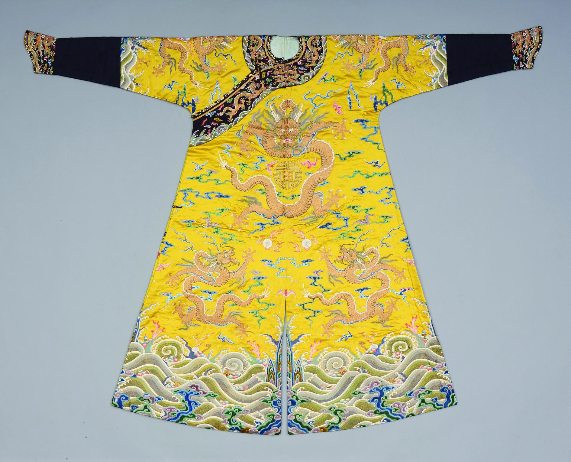 MAM   Trajes da dinastia Qing em exposição a partir de 16 de Dezembro