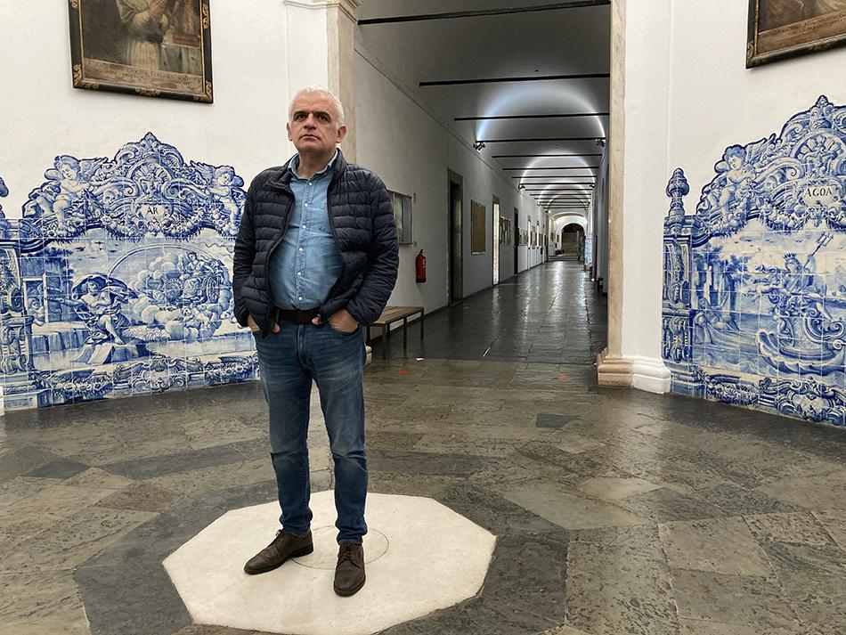 """Fernando Martins, historiador e autor: """"Macau e Índia eram indefensáveis"""""""