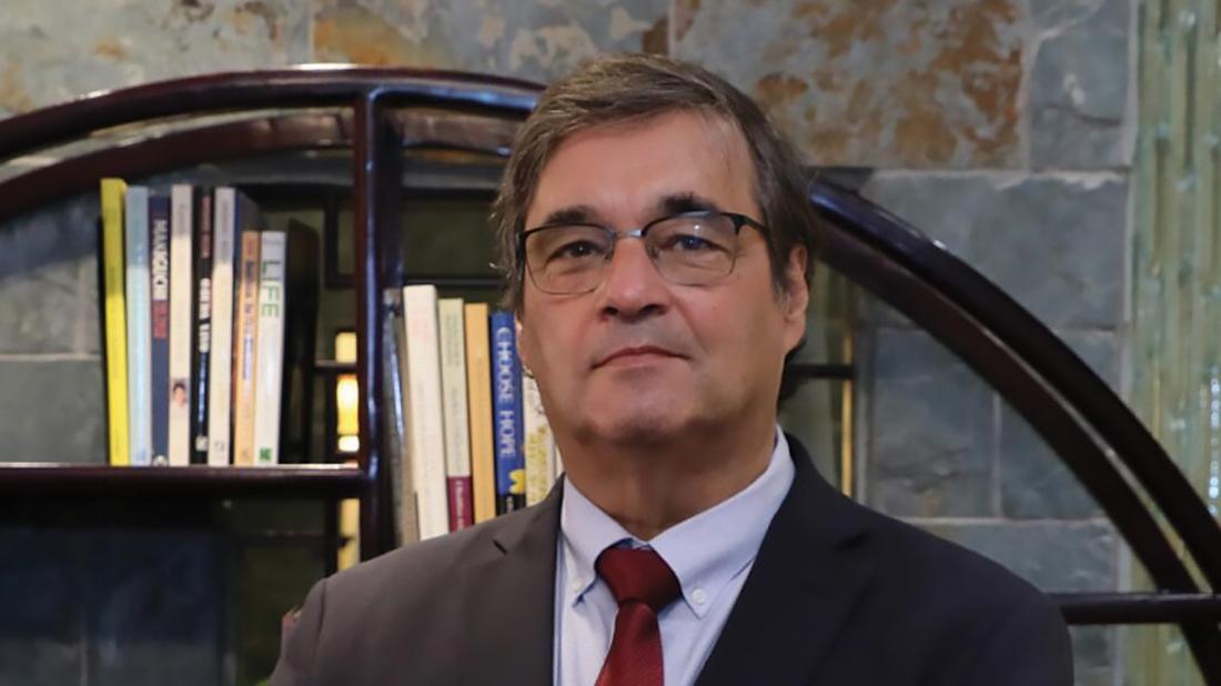 """Joaquim Ramos de Carvalho: """"IPM está sintonizado com o Governo"""""""