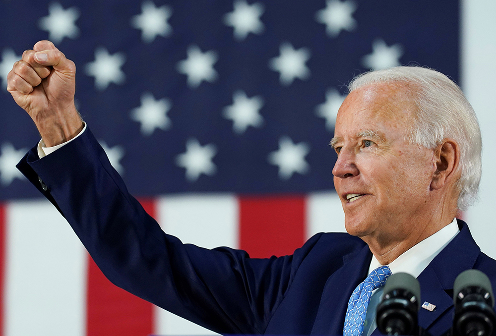 Joe Biden já é Presidente dos EUA. Discurso virado para unidade nacional e confiança na democracia