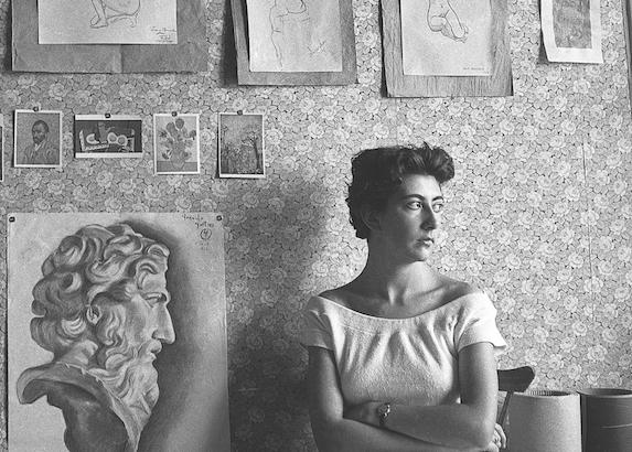 Manuela Martins, pintora e professora de artes plásticas, morreu aos 88 anos