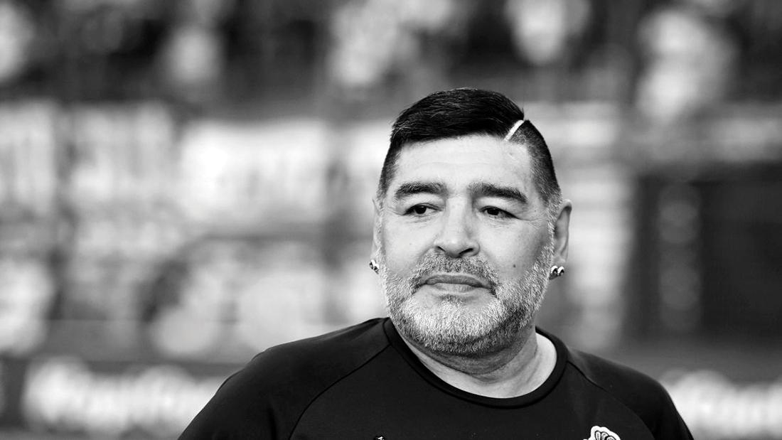 Óbito | O mundo despede-se de Maradona, o maior futebolista de todos os tempos