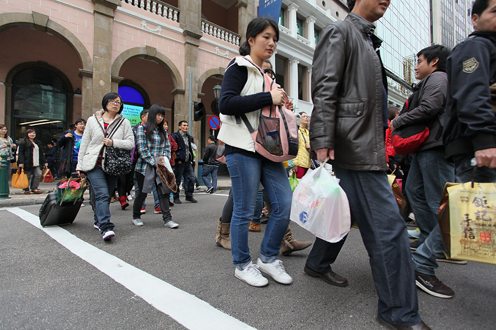 FMI estima que a economia de Macau cresça 61,2% este ano