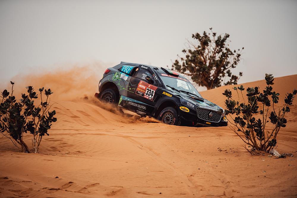 Dakar | Leiriense mantém viva a tradição sino-portuguesa no automobilismo