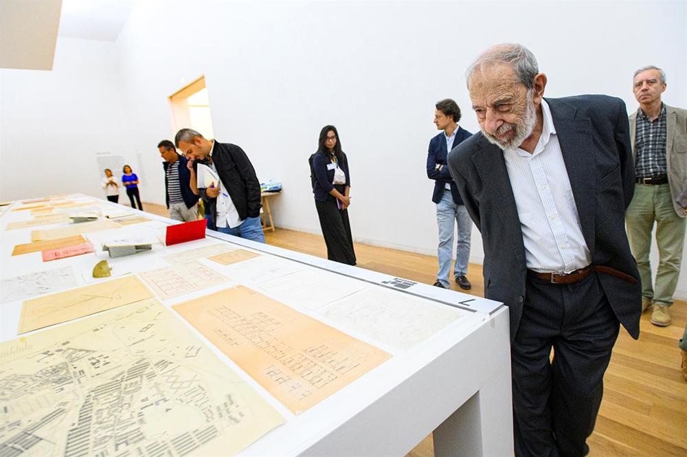 Exposição | Instituto Cultural quer trazer a Macau trabalhos de Siza Vieira