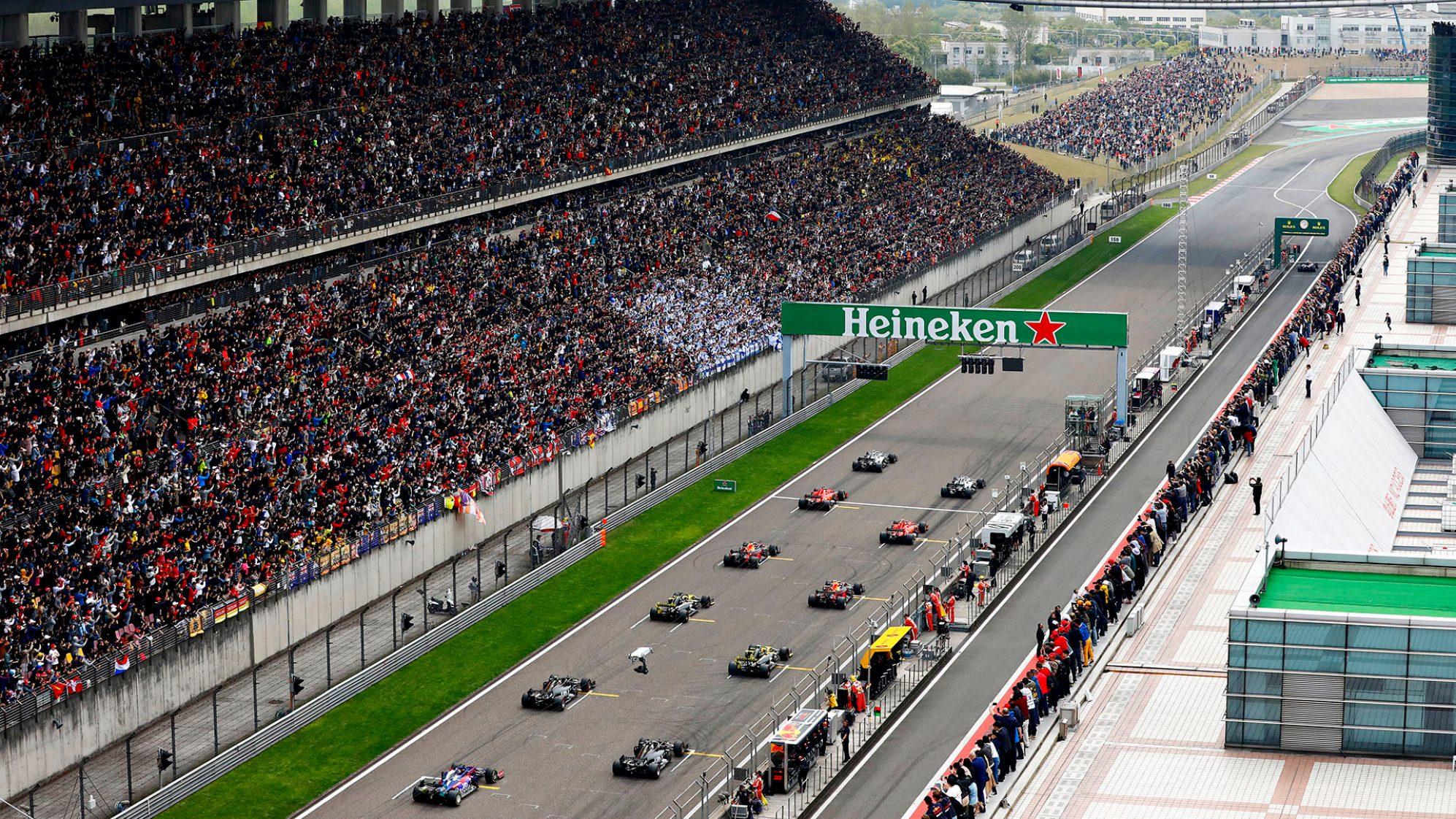 Adiamento do GP China abre portas ao GP Portugal