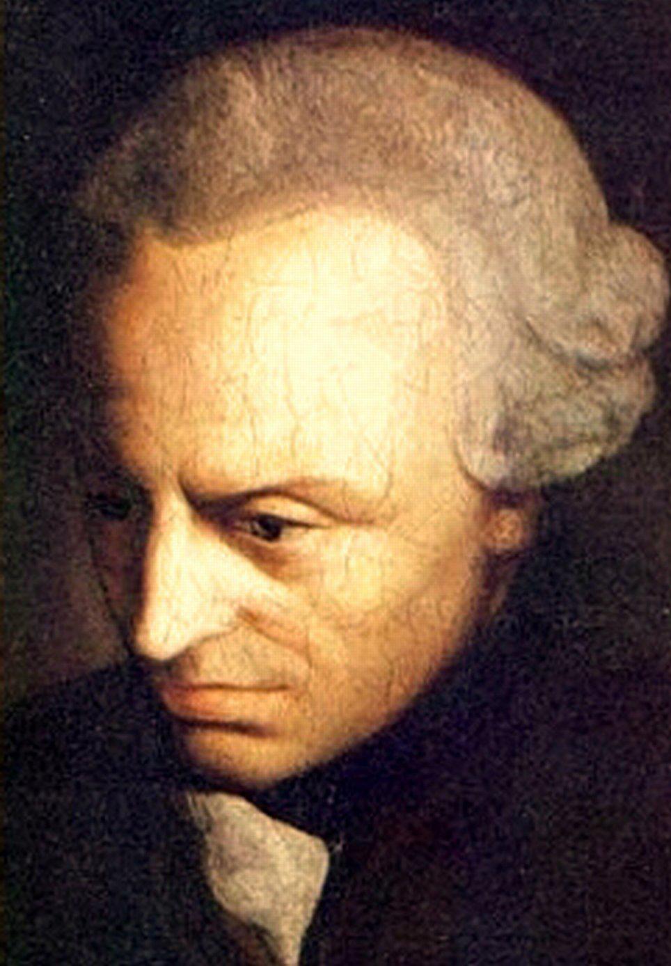A resenha de Immanuel Kant