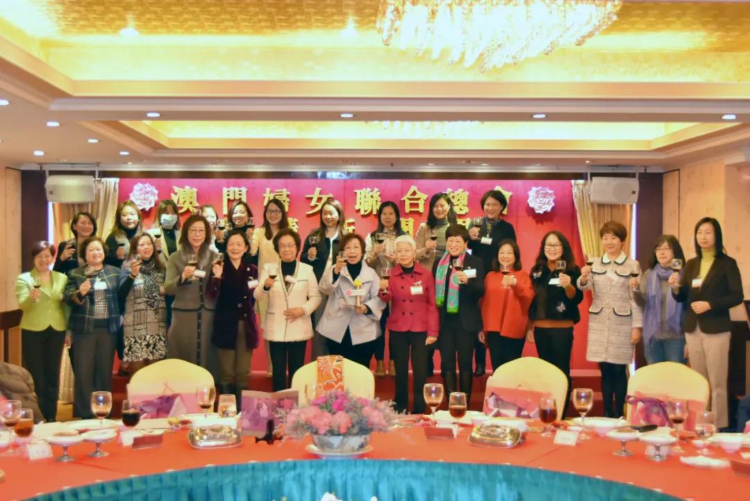 Associação das Mulheres | Tina Ho anuncia que eleições são prioridade