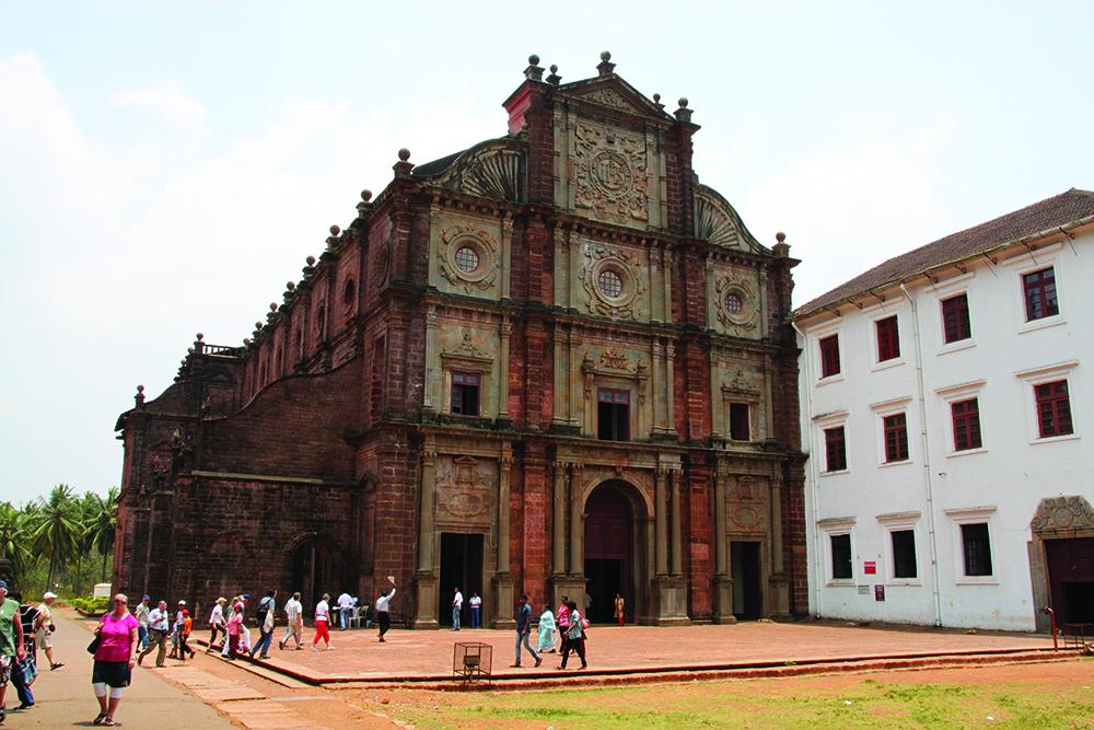 Arquitecto apela à intervenção de peritos portugueses para salvar Basílica em Goa