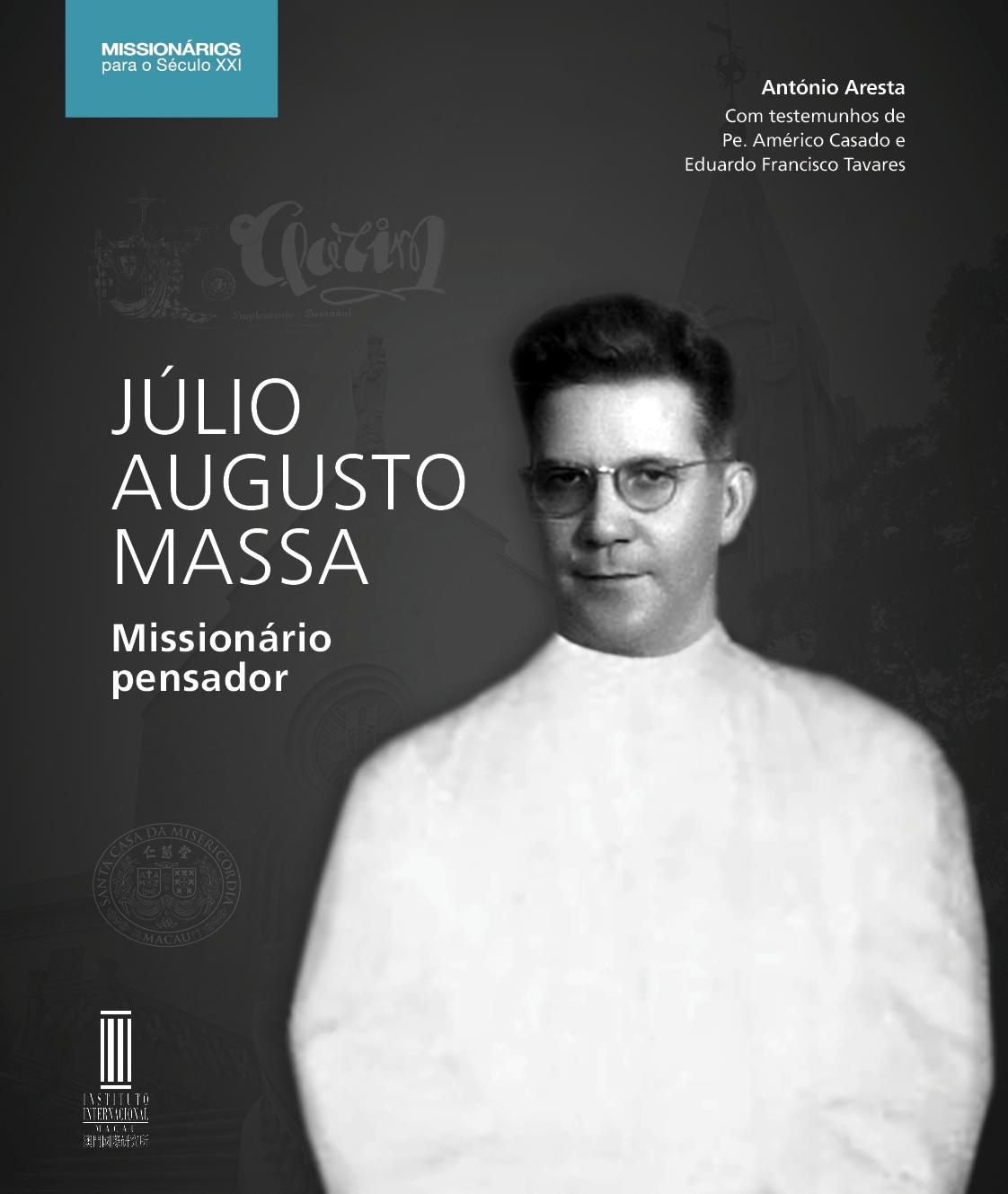 Livros | IIM lança obra sobre o missionário Júlio Massa