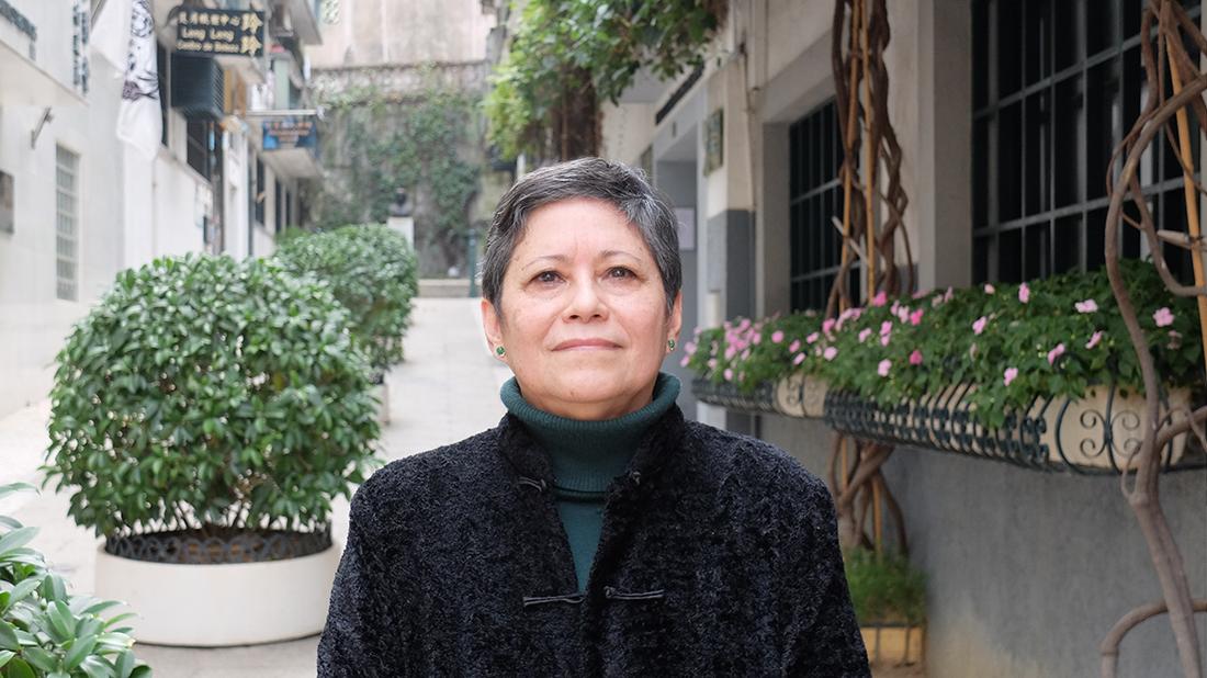 """Cecília Jorge, jornalista: """"Conhecer a identidade é uma forma de sobreviver"""""""