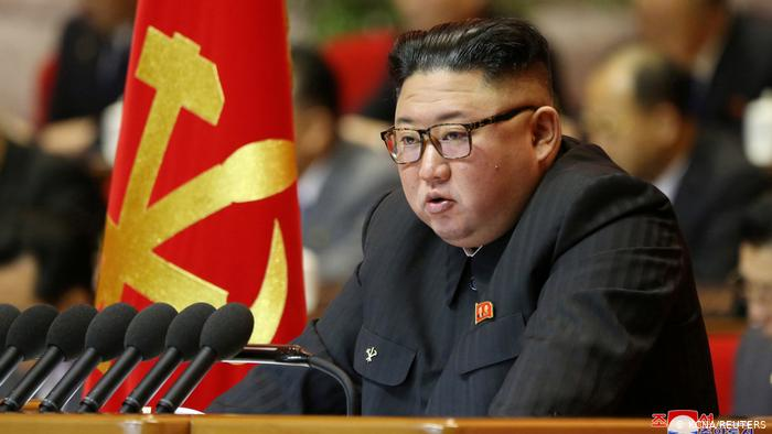"""Líder da Coreia do Norte reconhece que país enfrenta """"situação de tensão alimentar"""""""