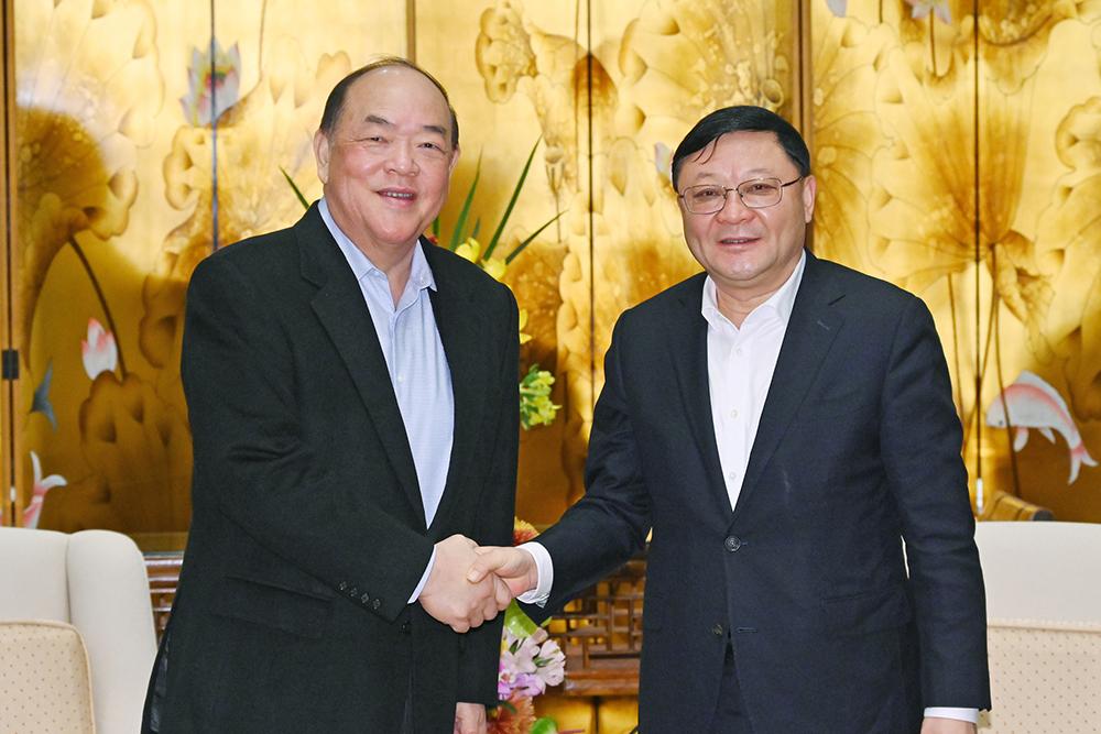 Lusofonia | Ho Iat Seng diz que Shenzhen deve aproveitar Macau para explorar mercados