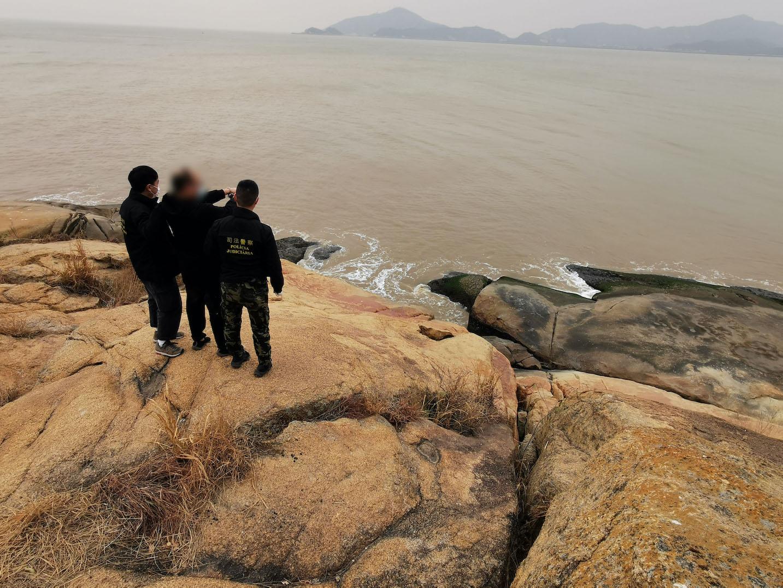 Detidas cinco pessoas em Cheoc Van em caso de imigração ilegal
