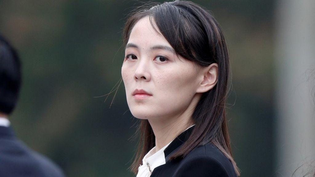 "Irmã de Kim Jong-un chama ""idiotas"" às autoridades sul-coreanas"