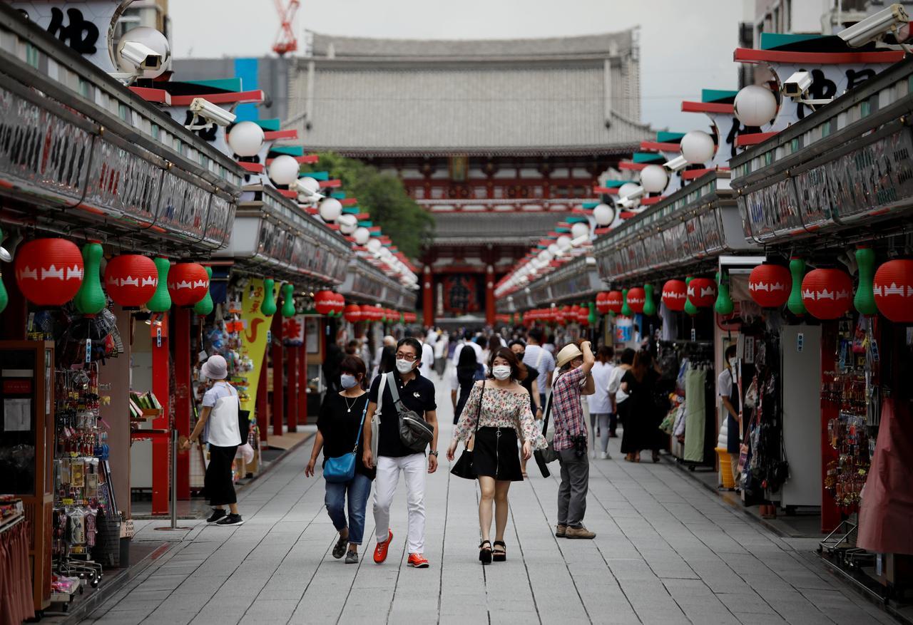 Covid-19 | Japão ultrapassa pela primeira vez as 5.000 infeções diárias