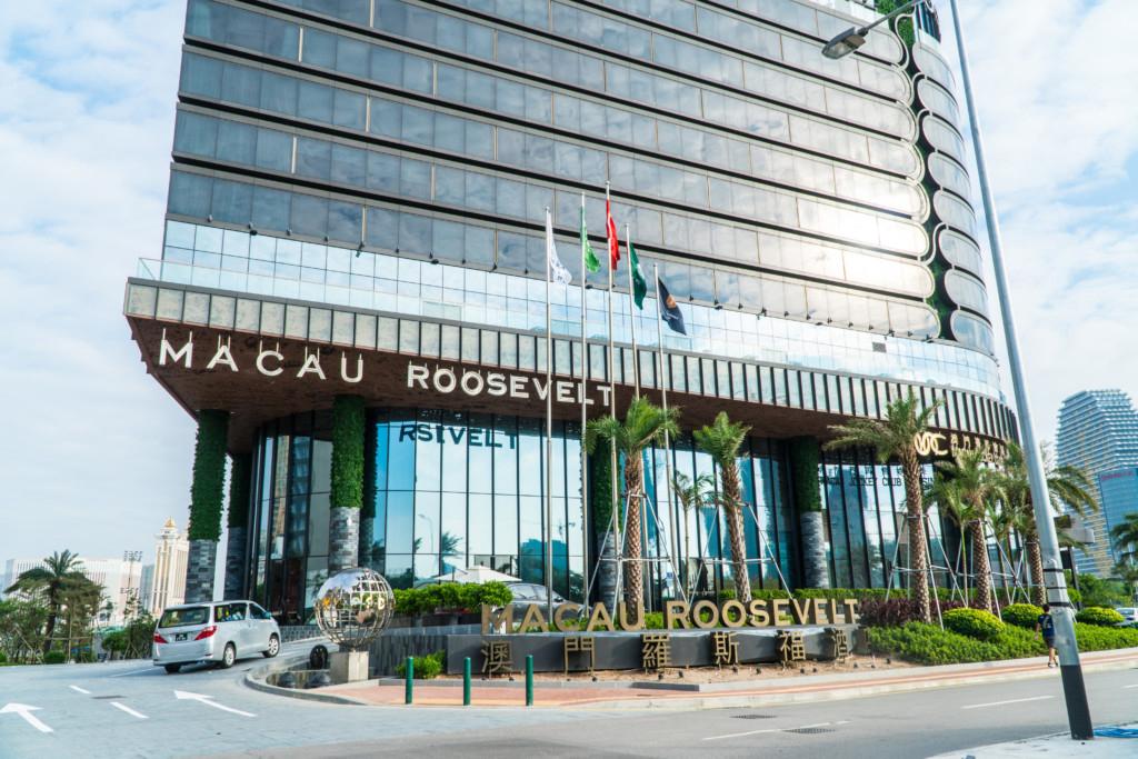 Empreendimento Roosevelt com novo restaurante português