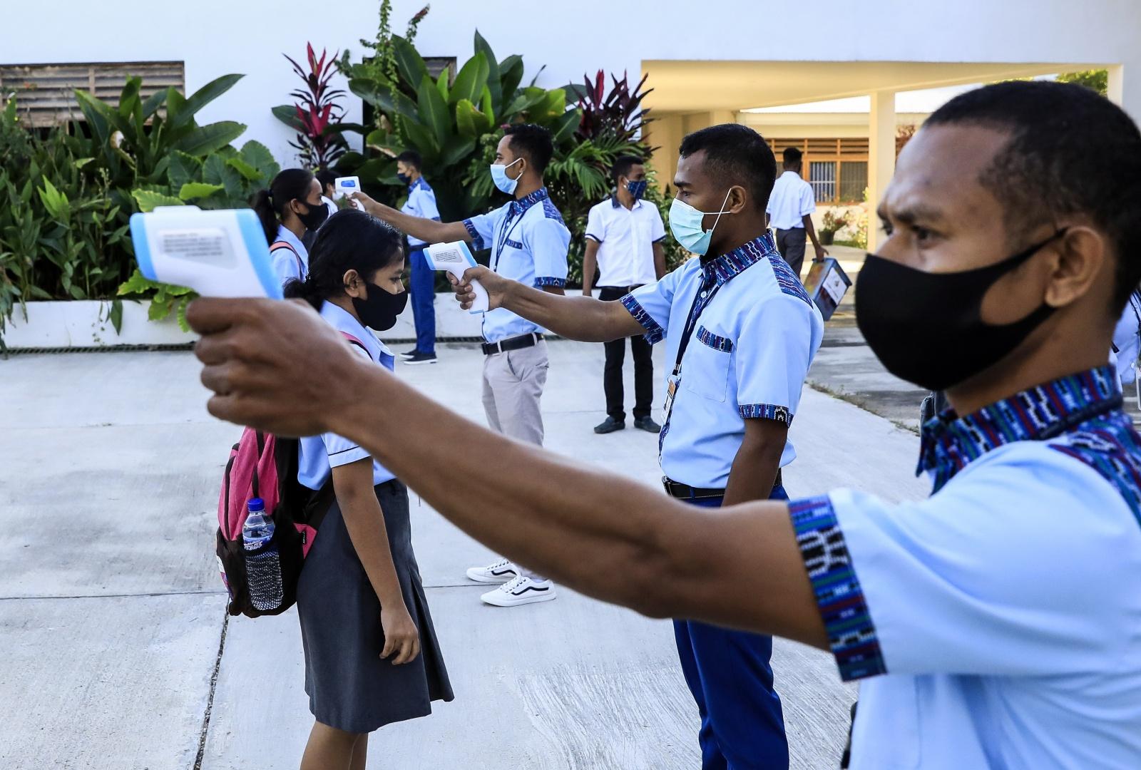 Covid-19 | Timor-Leste regista mais 76 casos, dos quais oito com sintomas