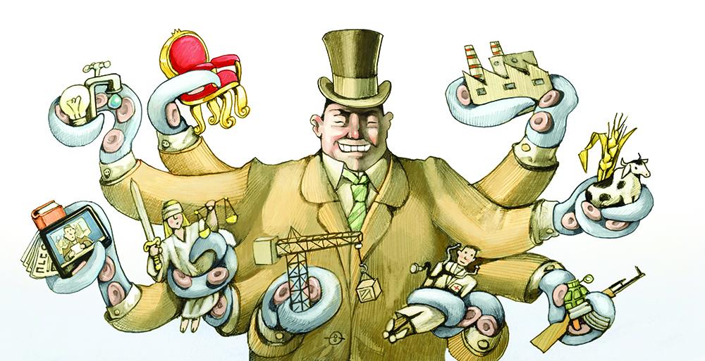 O elusivo capitalismo