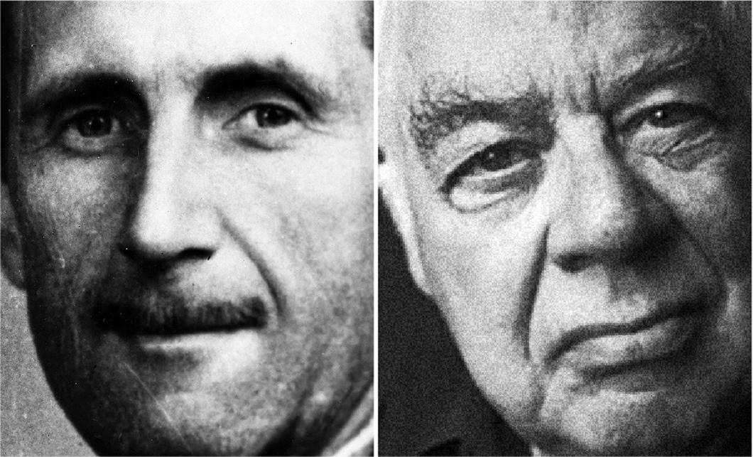 As duas águas: Orwell vs. Rorty