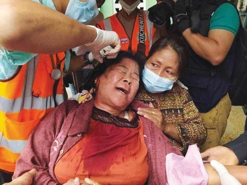 Myanmar | Greve marcada para hoje apesar da crescente violência nas ruas