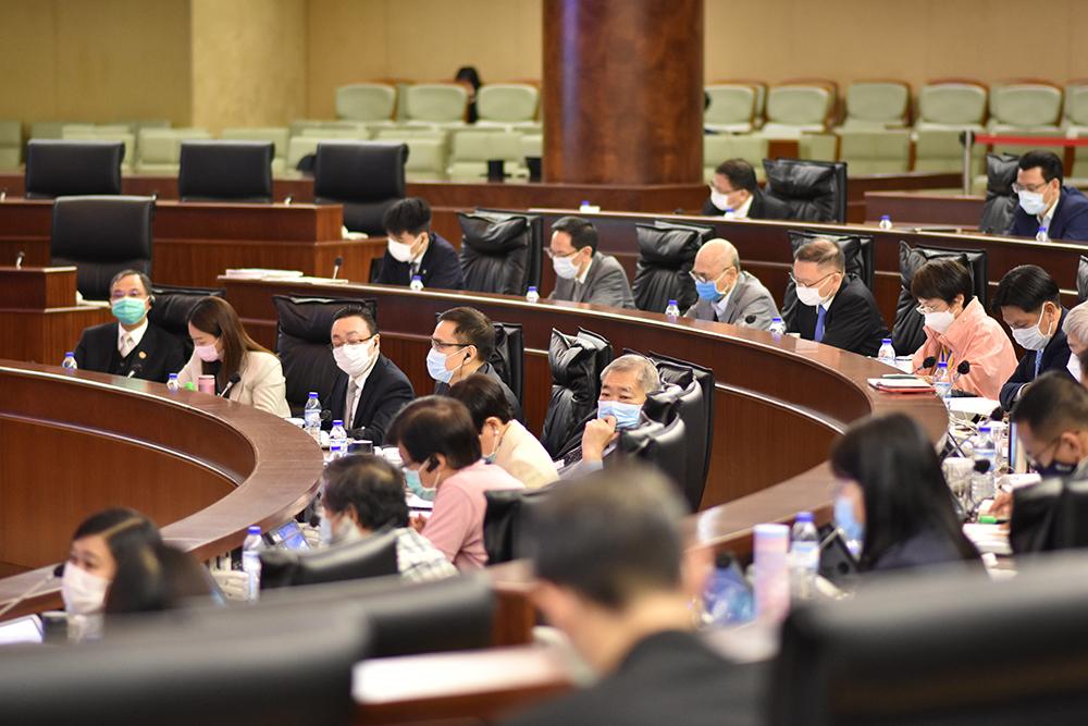 Fundação Macau | Deputados apoiam decisão de controlar gastos