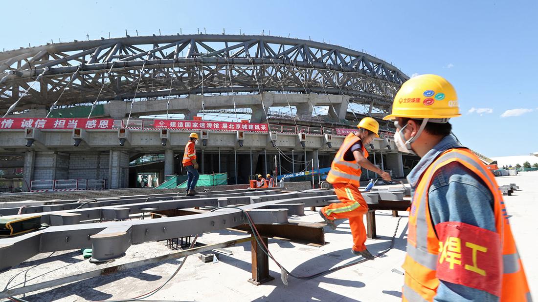 """Jogos Olímpicos de Inverno: Como a China se mostra """"um poder em ascensão"""""""