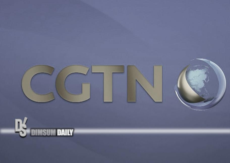 Reino Unido retira licença de transmissão a canal estatal chinês CGTN