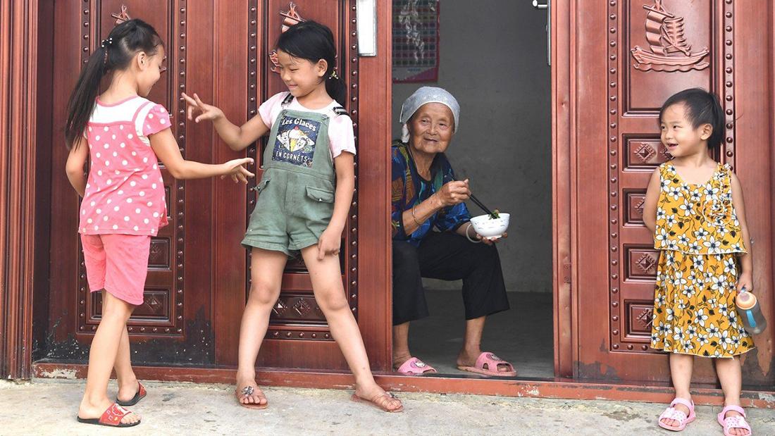 Presidente declara êxito da China na erradicação da pobreza extrema
