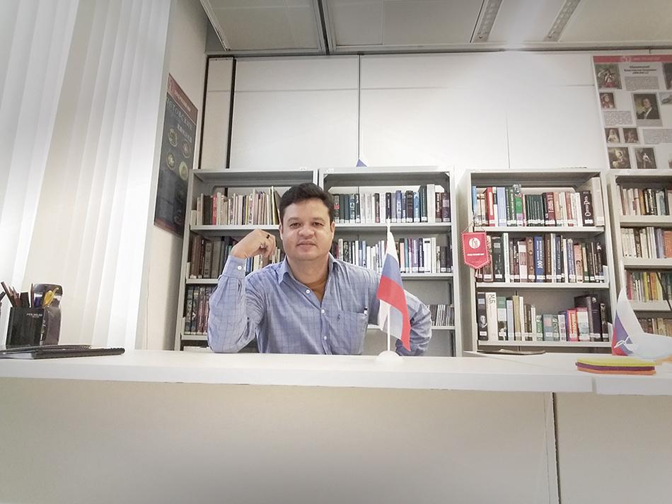 """Dmitri Félix do Nascimento, académico: """"A pauta econômica será central nas relações entre China e EUA"""""""
