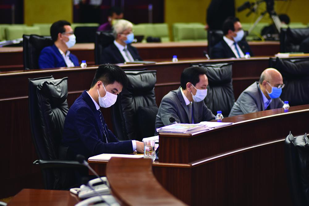 Sulu Sou questiona transparência na contratação de assessores pelo Governo