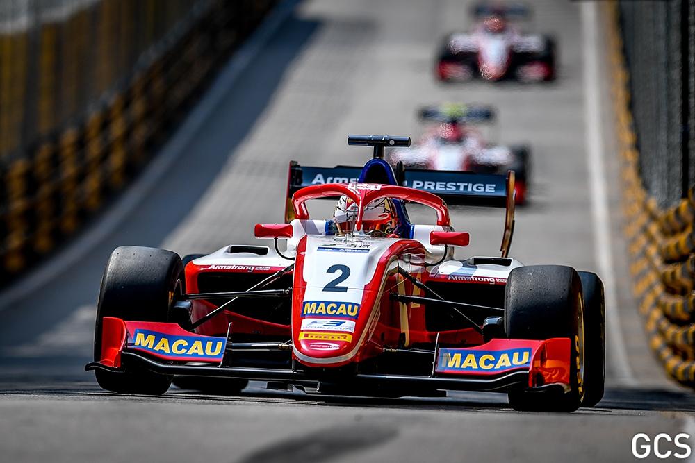 GP | FIA marca Taça do Mundo de F3 no cartaz internacional