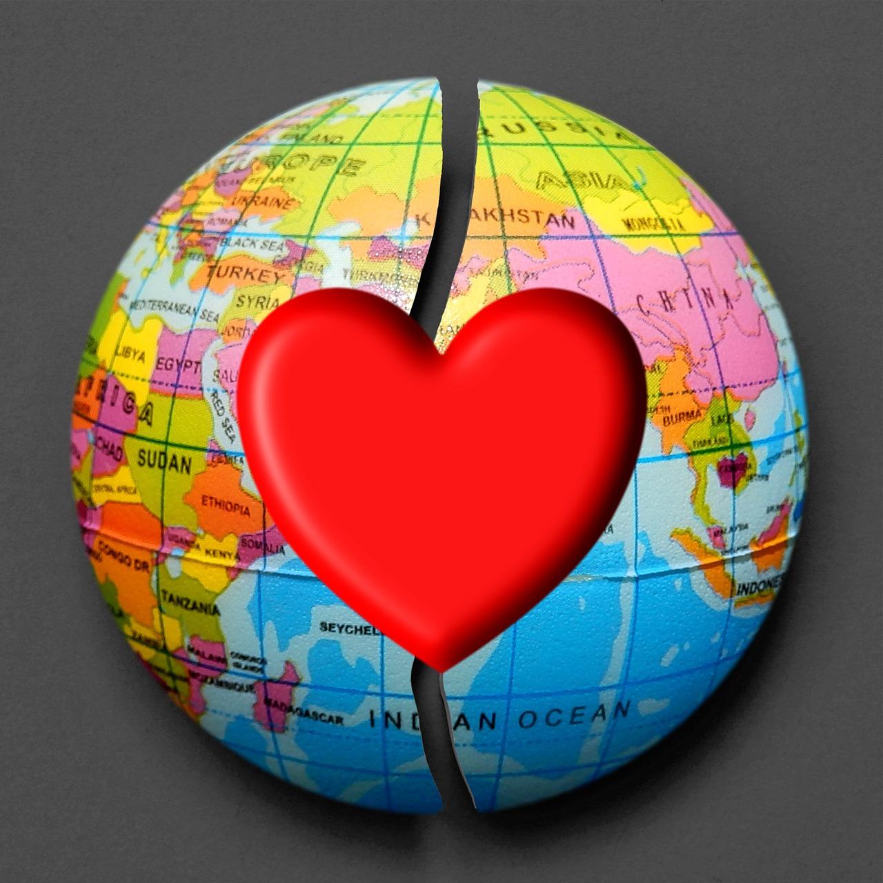 O amor não é turismo