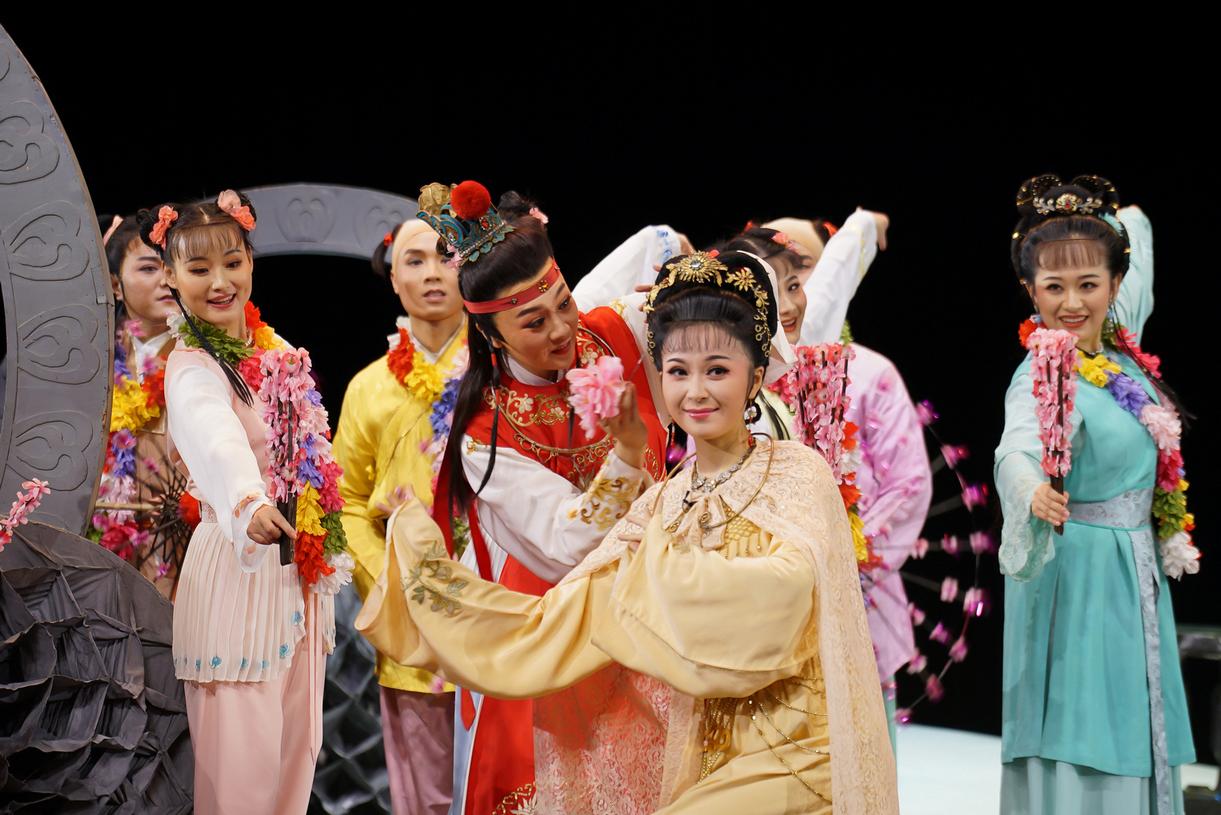 FAM 2021 | Edição traz peça de teatro Huangmei, património cultural intangível da China
