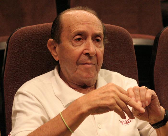 Óbito | Morreu Luiz Oliveira Dias, ex-presidente do IPM