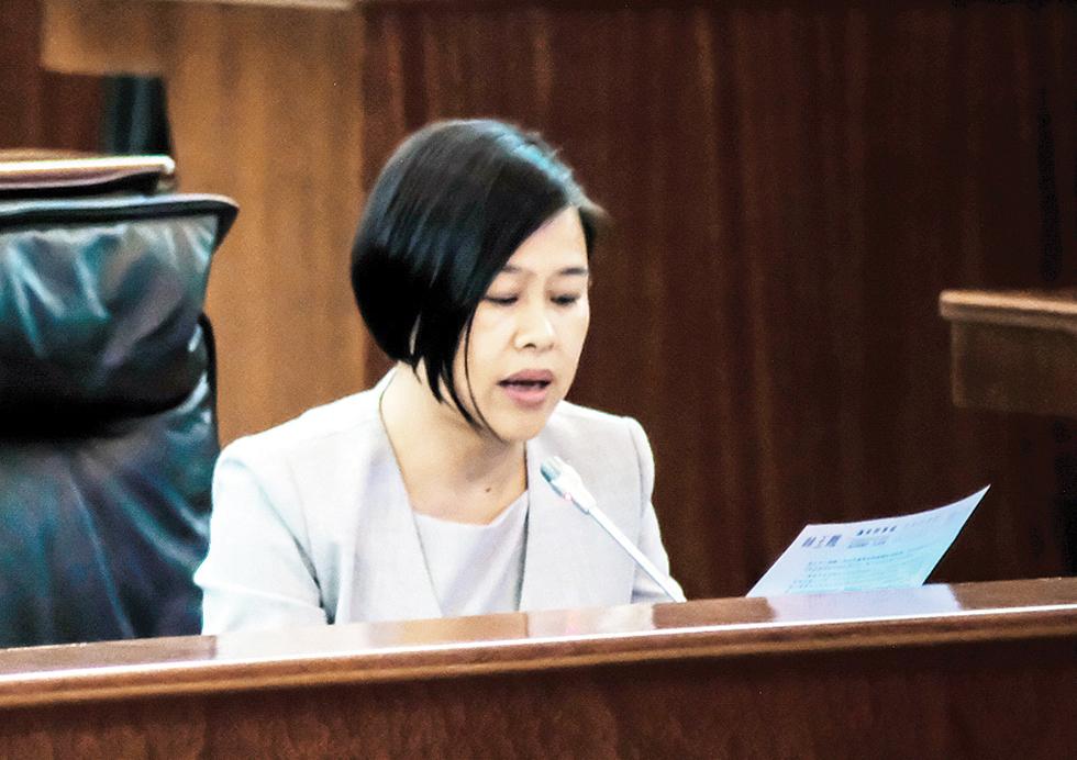 Economia | Agnes Lam debateu programa de cupões de desconto