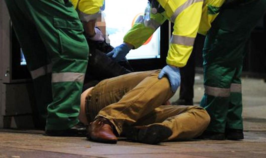 Homem embriagado atropelado enquanto dormia na via pública