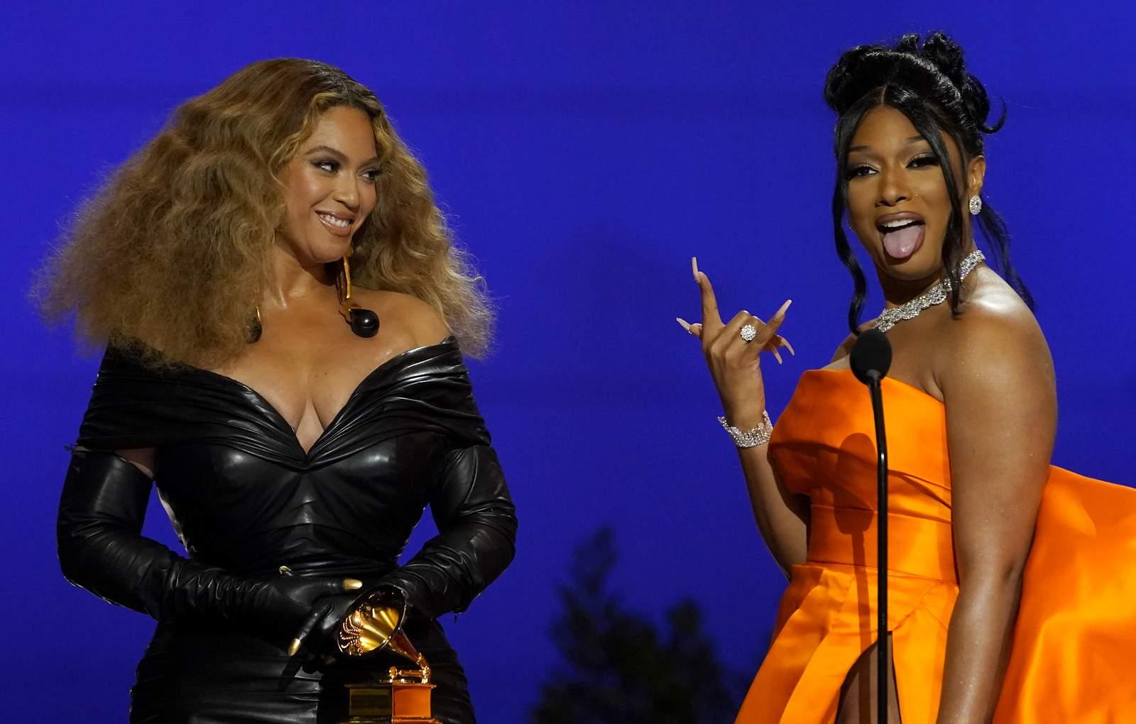Artistas femininas são as grandes vencedoras dos Grammy 2021