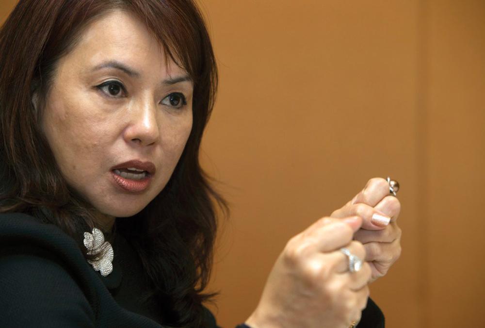 """Christiana Ieong, dirigente do Zonta Clube de Macau: """"Aborto é questão social que precisa ser discutida"""""""