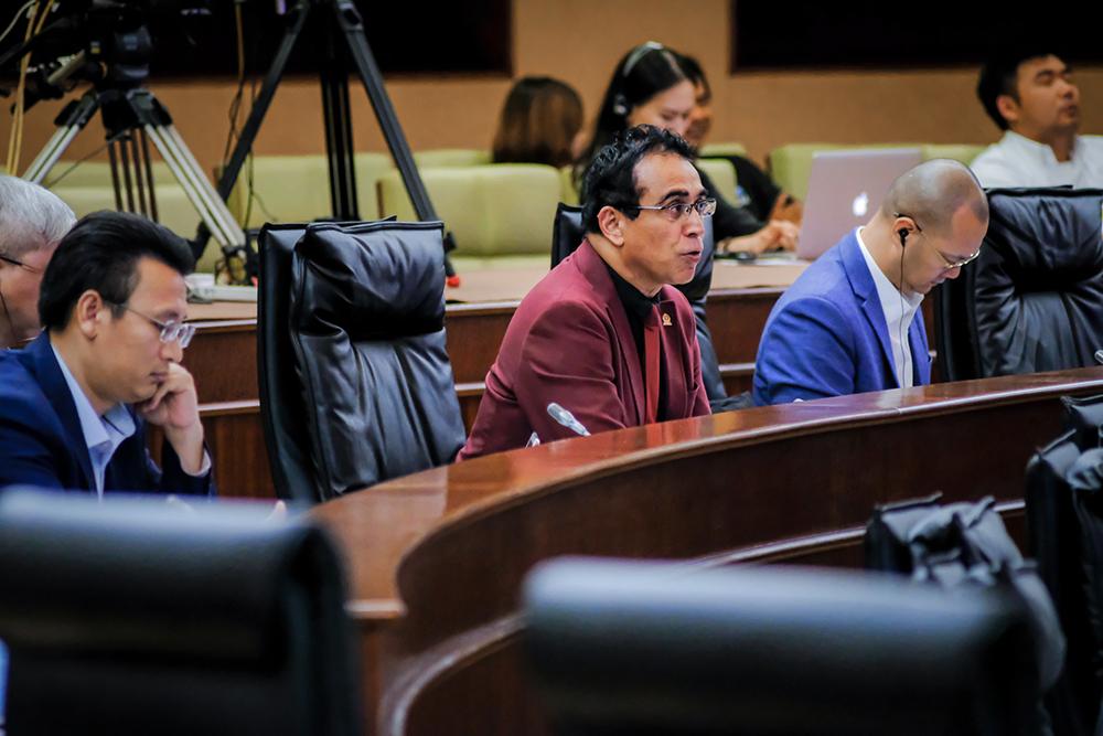 José Pereira Coutinho pede soluções para residentes desempregados