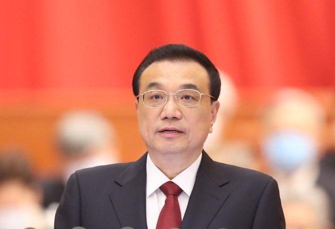 APN | China estipula meta de crescimento económico acima dos 6%